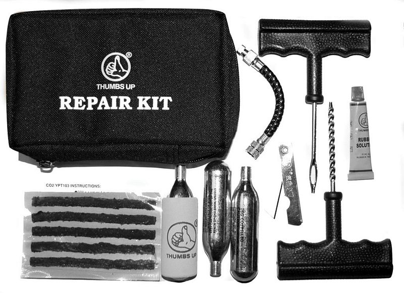 other repair kits tyre repair kits repairs any tyre in minutes without tyre removal. Black Bedroom Furniture Sets. Home Design Ideas